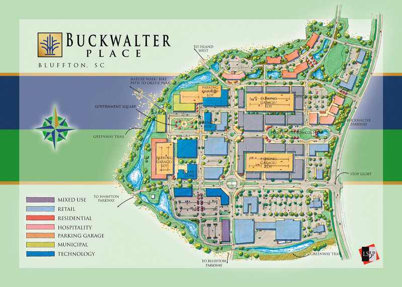 Buckwalter Place Plan