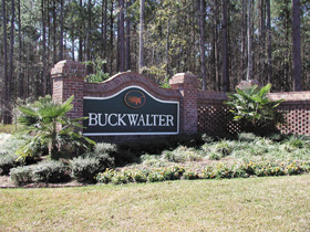 Buckwalter Entrance