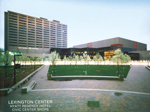 Lexington Center, Lexington, KY